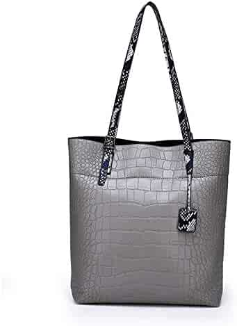 5e502e7c5c0f Shopping Silvers or Ivory - Faux Leather - Handbags & Wallets ...