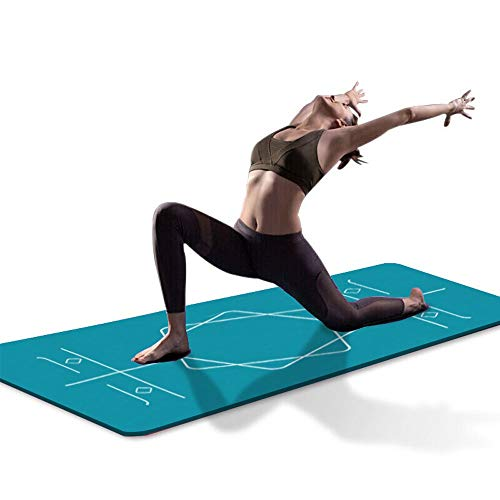 Amazon.com : YXGYJD Yoga Mat Fitness Mat Sports Mat Pilates ...