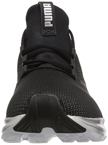 WN's Trainer Black Puma Women's Metallic Cross puma Shoe PUMA Silver Enzo WxHaaS