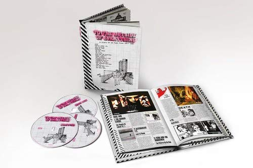 (To The Outside Of Everything: Story Of UK Post-Punk 1977-1981 /Various)