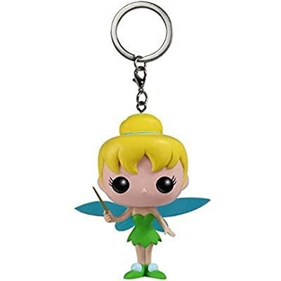 Funko POP Keychain: Disney - Tinkerbell Action Figure: Funko Pocket Pop! Keychain:: Toys & Games