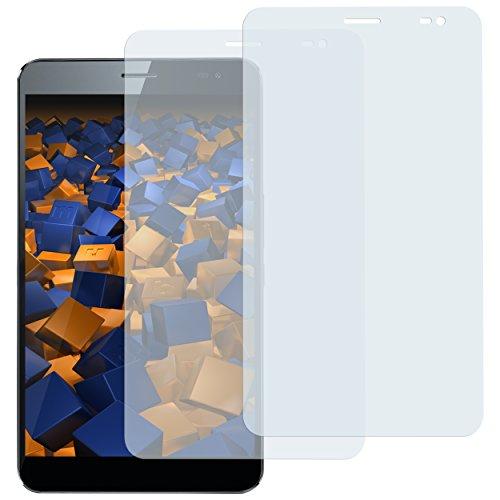 2 x mumbi Schutzfolie Huawei Mediapad X1 / X2 Folie Displayschutzfolie