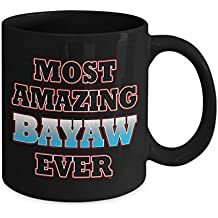 Bayaw Filipino Brother in Law gift mug for christmas birthday or a special occasion
