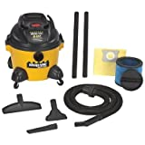 Shop Vac The Right Stuff Series Industrial Wet/Dry Vacuums, 6 gal, 3 hp