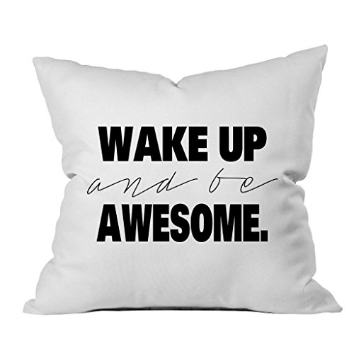 Oh Susannah Awesome 18x18 Pillow