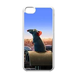 Ratatouille iPhone 5c Cell Phone Case White O1672552