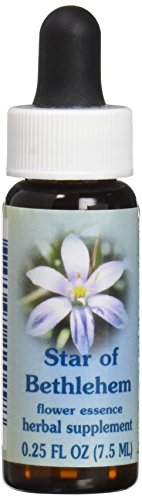 (Flower Essence Services Star of Bethlehem Dropper, 0.25 Ounce)