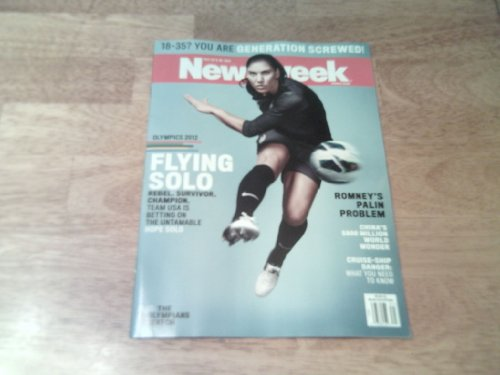 Newsweek Magazine, July 23 & 30, 2012-Hope Solo U.S. for sale  Delivered anywhere in USA