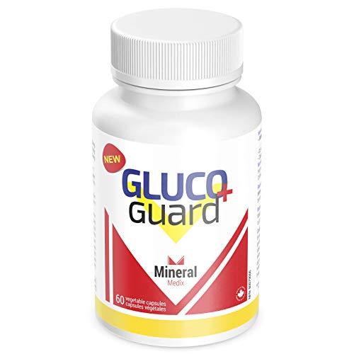 GLUCOguard+ | Milk Thistle, Turmeric, DL-Alpha-Lipoic Acid | Powerful Antioxidant Group Helps Slow Aging Processes | 60 vcaps