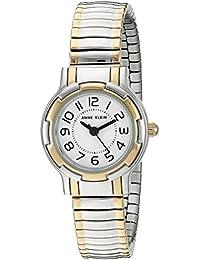 Women's AK/2341WTTT Two-Tone Expansion Band Watch