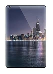 Ipad Mini/mini 2 EbwEjsc9004XMEIQ Chicago Tpu Silicone Gel Case Cover. Fits Ipad Mini/mini 2