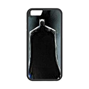 Batman Standing Tall iPhone 6 Plus 5.5 Inch Cell Phone Case Black DIY Present pjz003_6525526