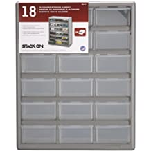 Stack-On DS-18 18 Drawer Storage Cabinet