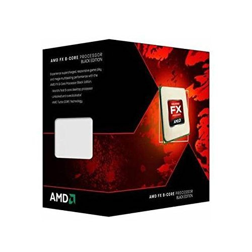 AMD FX-8370 Eight-Core Processor 4.0GHz Socket AM3+, Retail