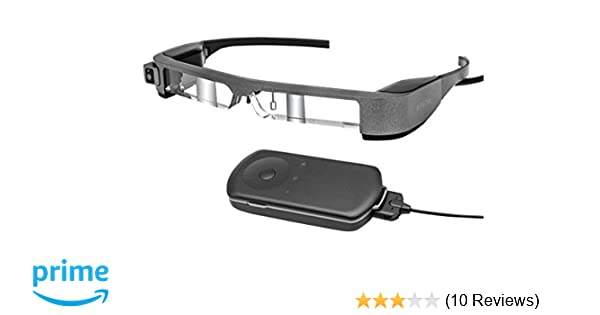 Moverio BT-300 Smart Glasses (AR/Developer Edition)