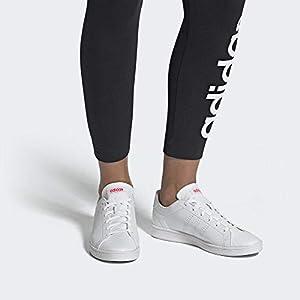 Adidas ADVANTAGE CLEAN QT, Women's Tennis Shoes, White (Ftwr ...