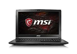 "MSI GL62M 7RC-042XTR 15.6"" Dizüstü Bilgisayar Intel Core i5-7300HQ  8GB DDR4 RAM 1TB HDD Nvidia GeForce MX150, FreeDOS"