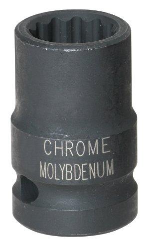KS Tools 515.0914 - Llave de vaso de 12 cantos (corta, 1/2', 14 mm) 1/2