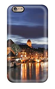 2772933K78994407 Hot Fashion Design Case Cover For Iphone 6 Protective Case (amsterdam City)