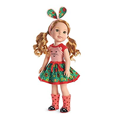 American Girl WellieWishers Willa Doll: Toys & Games