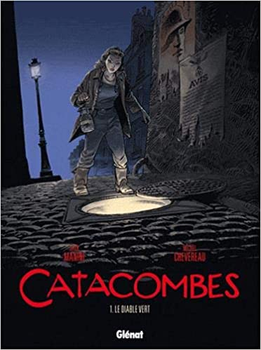 Image result for Catacombes: 1, Le Diable Vert