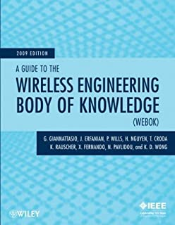 Amazon com: A Guide to the Wireless Engineering Body of