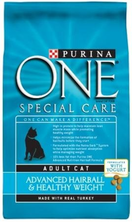 (Purina ONE Indoor Advantage Hairball & Healthy Weight Management Formula for Cats)