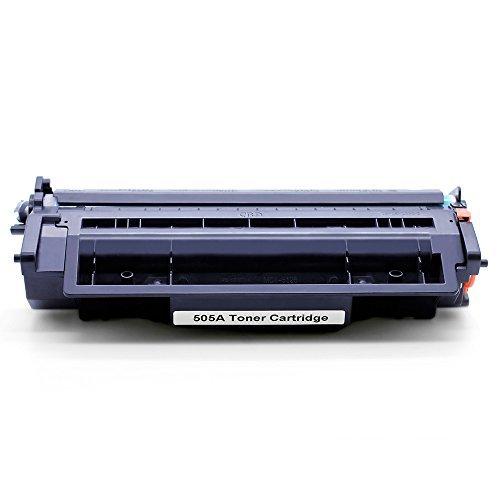 Compatible 05A CE505A, AI505A Black Toner Cartridge For HP LaserJet P2035, P2055-3Pack Photo #2