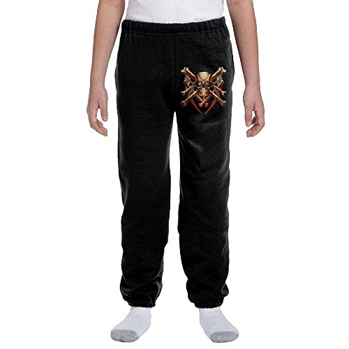 [Jackson Heavy Metal Band Youth Slim Fit Jogger Sweatpant Training Pant XL] (Crosby Halloween Costume)