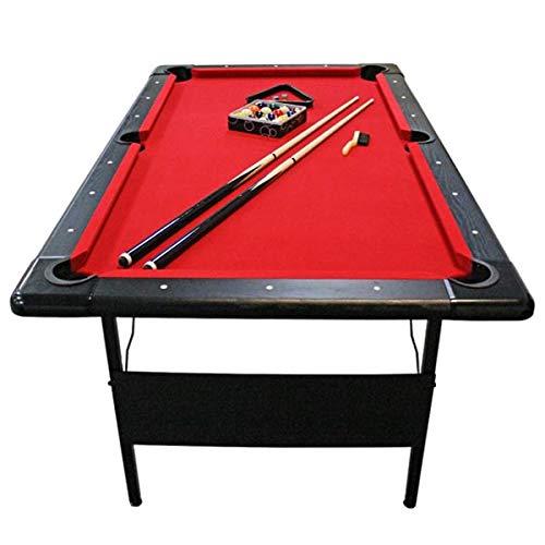 Bourbon Street 6ft Portable Pool Table, Fairmont Style