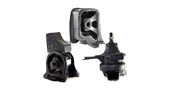 A6569 K0152 Fits 1998-2002 HONDA ACCORD 2.3L ENGINE /& TRANS MOUNT SET for MANUAL Transmission 4 PCS : A6572 A6583 A6574