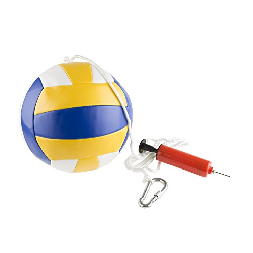 Hey! Play! Portable Tetherball Complete Outdoor Game Set for Family by Hey! Play! (Image #2)