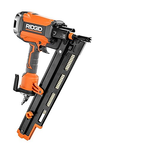 RIDGID R350RHF 3-1/2 in. Round-Head Framing Nailer (Renewed)