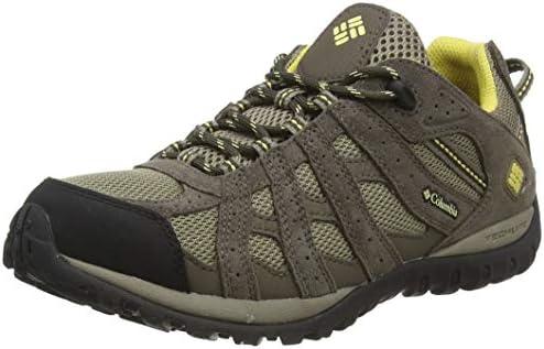 Columbia Redmond Waterproof - Zapatillas de montaña para mujer, Marrón (Pebble / Sunlit), 36 EU: Amazon.es: Zapatos y complementos