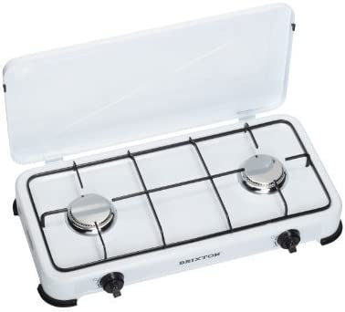 Gas stove 2 Burners camping gasstove outdoor cooking plate ...