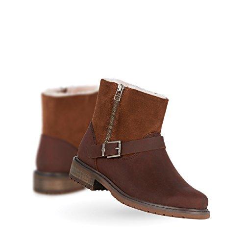 EMU Australia Roadside Womens Deluxe Wool Boot Waterproof Fashion in Oak Size 9 (Emus Boots)