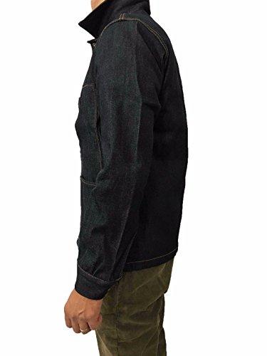 Uomo In Cotone Tellason Virgin Made Denim Giacca 100 Usa 7wqxRB05xF