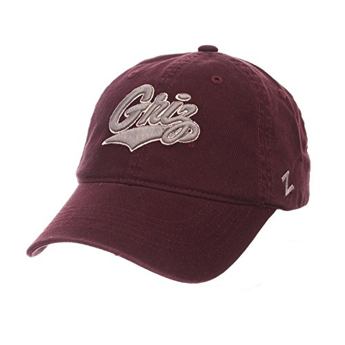 Zephyr University of Montana Scholarship Adjustable Hat