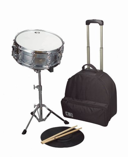 CB Drums IS678TR Traveler Snare Drum Kit by CB Drums