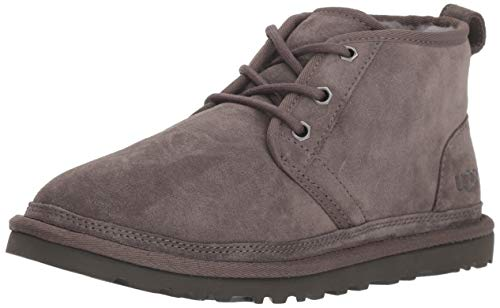 UGG Men's Neumel Chukka Boot Charcoal 12 M US ()