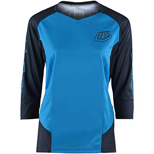 (Troy Lee Designs Ruckus 3/4 Solid Women's Off-Road BMX Cycling Jersey -)