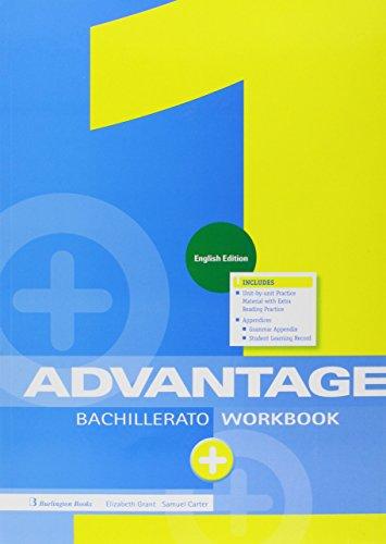 BACH 1 - ADVANTAGE WB (INTERNAT ED) AA.VV.