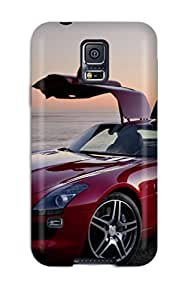 David J. Bookbinder's Shop New Style Hard Case Cover For Galaxy S5- Mercedes
