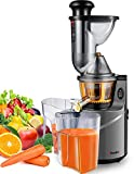 Mueller Austria Ultra Juicer Machine Extractor with Slow Cold Press Masticating Squeezer Mechanism
