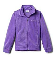 Columbia Girls' Benton Springs Fleece Ja...
