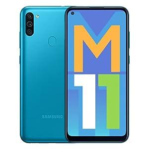 Samsung Galaxy M11 (Metallic Blue, 4GB RAM, 64GB Storage) with No Cost EMI/Additional Exchange Offers