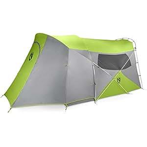 Nemo Wagontop 3P Camping Tent (Birch Leaf Green)
