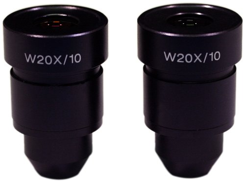 415 420//420T For 400 446 450 National Optical 620-400 WF20x Eyepiece 405 Pack of 2 456 and 460 Microscopes 430 409