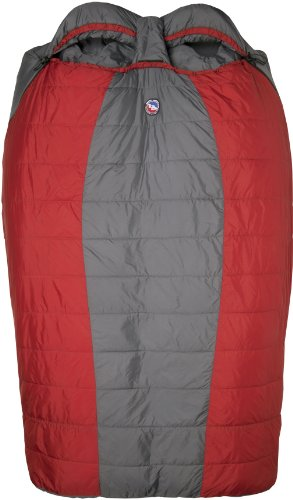 Big Agnes Big Creek 30-Degree  Sleeping Bags (SL 90 synthetic), 40-Inch Wide, Outdoor Stuffs