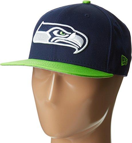 New Era NFL Seattle Seahawks Baycik 9FIFTY Snapback Hat 812f09d77